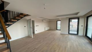 Duplex Apartment for Sale in Istanbul with Bosphorus View, Interior Photos-4