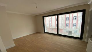 Duplex Apartment for Sale in Istanbul with Bosphorus View, Interior Photos-6