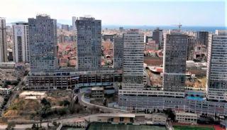 Квартиры в Элитном Комплексе Рядом с Метро в Стамбуле, Стамбул / Кадыкёй - video