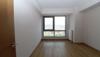 Квартиры в Элитном Комплексе Рядом с Метро в Стамбуле, Фотографии комнат-12