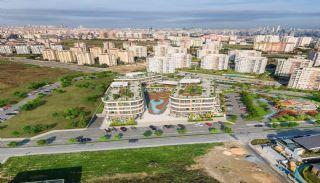 Квартиры с Видом на Море в Комплексе в Стамбуле, Бейликдюзю, Стамбул / Бейликдюзю - video