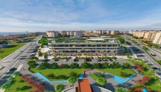 Квартиры с Видом на Море в Комплексе в Стамбуле, Бейликдюзю, Стамбул / Бейликдюзю