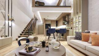 Квартиры с Видом на Море в Комплексе в Стамбуле, Бейликдюзю, Фотографии комнат-2