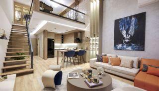 Квартиры с Видом на Море в Комплексе в Стамбуле, Бейликдюзю, Фотографии комнат-3