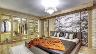 Квартиры с Видом на Море в Комплексе в Стамбуле, Бейликдюзю, Фотографии комнат-4