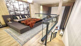 Квартиры с Видом на Море в Комплексе в Стамбуле, Бейликдюзю, Фотографии комнат-5
