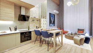 Квартиры с Видом на Море в Комплексе в Стамбуле, Бейликдюзю, Фотографии комнат-6