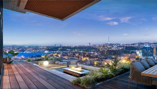 Luxury Real Estate in Istanbul Sisli Surrounded by Forest, Istanbul / Sisli - video