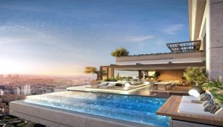 Luxury Real Estate in Istanbul Sisli Surrounded by Forest, Istanbul / Sisli