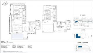 Luxury Real Estate in Istanbul Sisli Surrounded by Forest, Property Plans-1