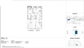 Luxury Real Estate in Istanbul Sisli Surrounded by Forest, Property Plans-2