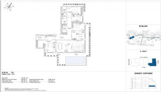 Luxury Real Estate in Istanbul Sisli Surrounded by Forest, Property Plans-3
