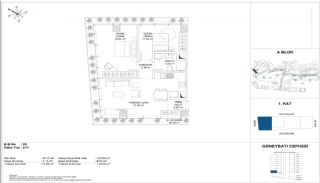 Luxury Real Estate in Istanbul Sisli Surrounded by Forest, Property Plans-4