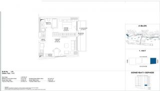 Luxury Real Estate in Istanbul Sisli Surrounded by Forest, Property Plans-5