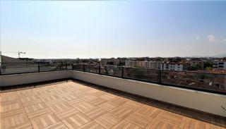Wohnungen in Tuzla mit Meerblick in der Nähe der Meeresküste, Foto's Innenbereich-1