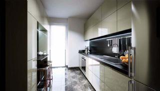 Meerblick-Wohnungen in einem Komplex mit Pools in Istanbul Türkei, Foto's Innenbereich-9