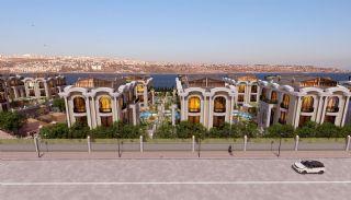 فلل فاخرة مطلة على البحر في بيوك شكمجة اسطنبول, اسطنبول / بيوك شيكمجة