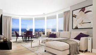 Недвижимость в Стамбуле, Пендик с Видами на Море и Острова, Фотографии комнат-1