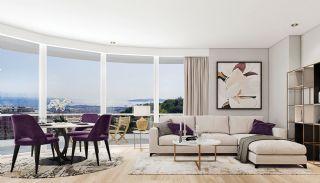 Недвижимость в Стамбуле, Пендик с Видами на Море и Острова, Фотографии комнат-7