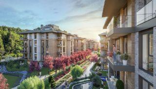 Luxuriöse Wohnungen in Istanbul Beykoz inmitten der Natur, Immobilienplaene-10