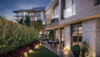 Luxuriöse Wohnungen in Istanbul Beykoz inmitten der Natur, Immobilienplaene-11