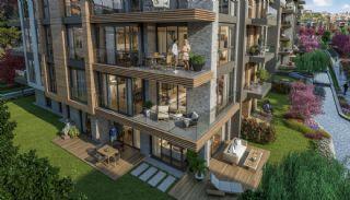 Luxuriöse Wohnungen in Istanbul Beykoz inmitten der Natur, Immobilienplaene-13