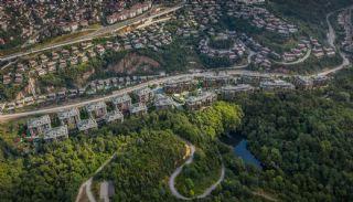 Luxuriöse Wohnungen in Istanbul Beykoz inmitten der Natur, Immobilienplaene-17