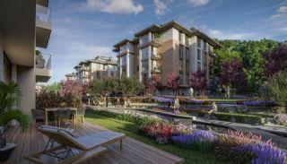 Luxuriöse Wohnungen in Istanbul Beykoz inmitten der Natur, Immobilienplaene-5