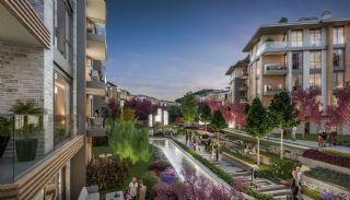 Luxuriöse Wohnungen in Istanbul Beykoz inmitten der Natur, Immobilienplaene-6