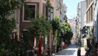 Квартира Недалеко от Галатской Башни в Стамбуле, Бейоглу, Стамбул / Бейоглу