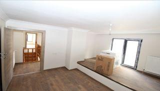 Bottenvåning Triplex lägenheter i Istanbul Maltepe, Interiör bilder-15