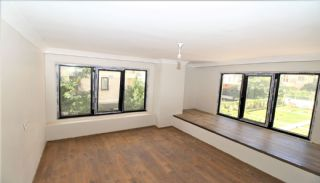 Bottenvåning Triplex lägenheter i Istanbul Maltepe, Interiör bilder-16