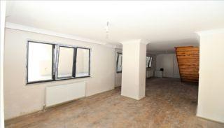 Bottenvåning Triplex lägenheter i Istanbul Maltepe, Interiör bilder-6