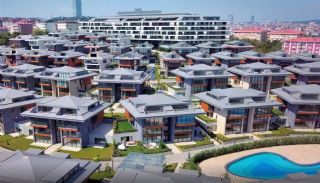 Luxe Appartementen met Rijke Complexe Functies in Istanbul, Istanbul / Uskudar - video