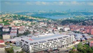 Luxe Appartementen met Rijke Complexe Functies in Istanbul, Istanbul / Uskudar