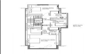 Luxury Villas in Complex with Rich Amenities in Istanbul, Property Plans-3