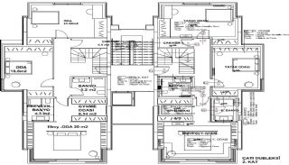 Luxury Villas in Complex with Rich Amenities in Istanbul, Property Plans-6