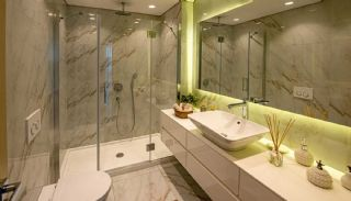 Modern Apartments in Istanbul Uskudar Close to the Subway, Interior Photos-5