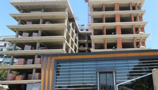 Island View Apartments in a Seaside Project in Istanbul, Construction Photos-1