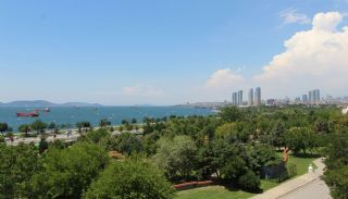 Island View Apartments in a Seaside Project in Istanbul, Construction Photos-2