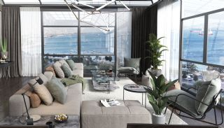 Island View Apartments in a Seaside Project in Istanbul, Istanbul / Pendik