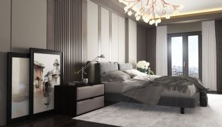Island View Apartments in a Seaside Project in Istanbul, Interior Photos-4
