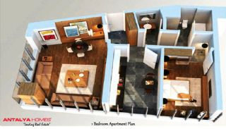 Luxury Apartments for Sale, Property Plans-1