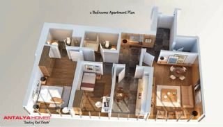 Luxury Apartments for Sale, Property Plans-2
