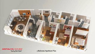 Luxury Apartments for Sale, Property Plans-3
