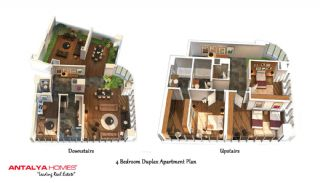 Luxury Apartments for Sale, Property Plans-4