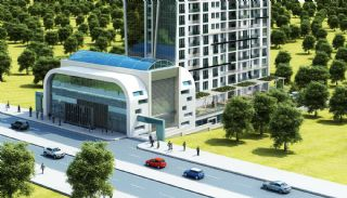 Mooie Appartementen op een Centrale Locatie, Istanbul / Esenyurt - video