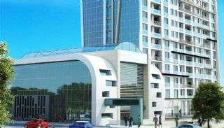 آپارتمان جذاب در یک موقعیت مرکزی, استامبول / اسنیورت - video