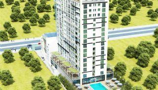 آپارتمان جذاب در یک موقعیت مرکزی, استامبول / اسنیورت