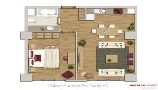 Stijlvolle Appartementen te Koop in het Centrum van de Stad, Vloer Plannen-2